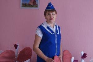 Кулинарный талант. Старший повар ресторана «Русь» Вера Сливченко