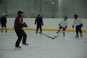 Шайбу! Шайбу! Станет ли хоккей ещё одним любимым видом спорта в Строителе?