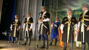 «Для песни нет возраста и границ». Концерт участников Всероссийского конкурса «Поединки хоров»