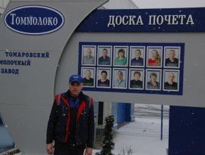 Расширяя горизонты профессии. Плотник ЗАО «Томмолоко» Владимир Бабич