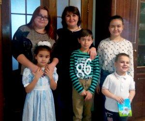Многодетная семья словно государство… Особенное счастье большого семейства