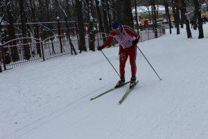 Зимний сезон открыт! Состоялась районная спартакиада по лыжным гонкам
